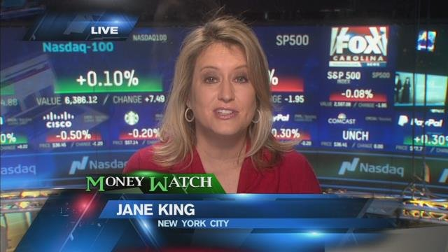 Money Watch with Jane King - November 24