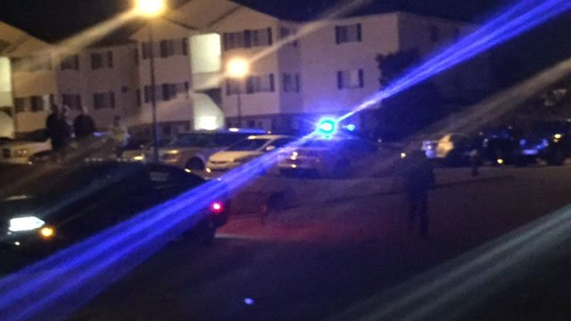 Investigation underway after Anderson Co. chase ended at Easley apartment complex. (FOX Carolina/ 11/27/17)