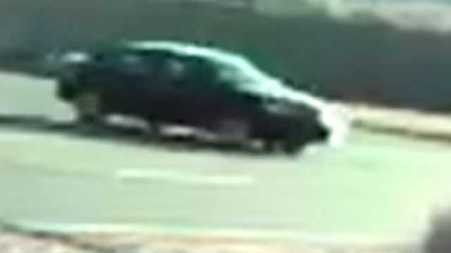 Deputies say this suspect took off in this vehicle after the Nov 19th incident. (Source: GCSO)