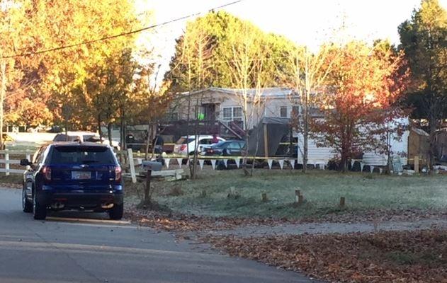 Lynchburg Drive shooting (FOX Carolina/ Nov. 28, 2017)