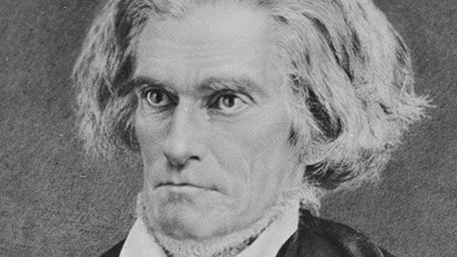 John C. Calhoun (Source: Wikimedia)