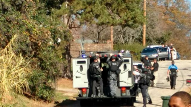Scene on Mims Ave (Photo provided)