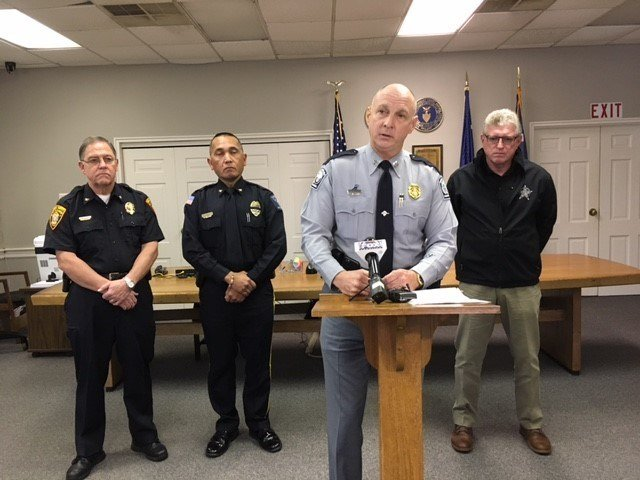Highway Patrol announced a campaign to cut down on distracted driving in Laurens County (FOX Carolina: 11/29/2017).