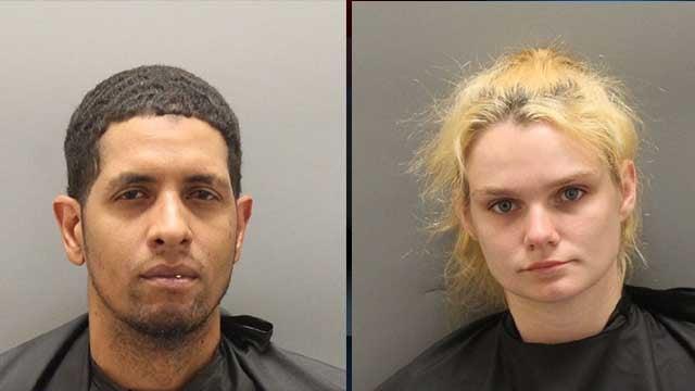 Carl Phillips and Sierra Weathersbee, (Source: Oconee County Detention Center).