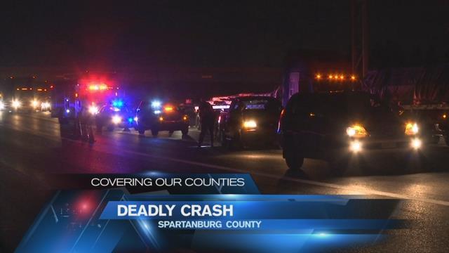 Deadly crash on I-85
