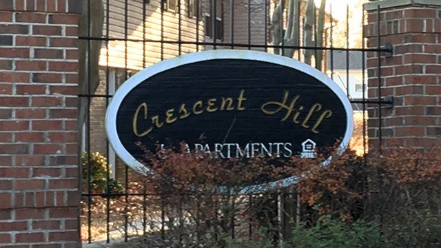 Crescent Hill Apartments (Dec. 4, 2017/FOX Carolina)