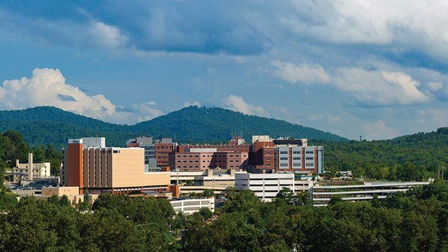 Mission Hospital in Asheville (Source: Mission Health)