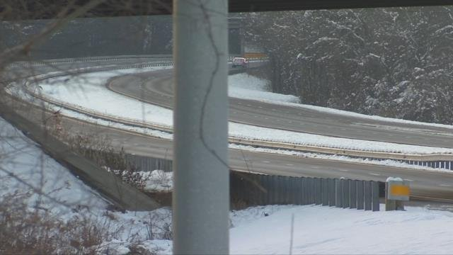 NCDOT: Interstates and major highways 100 percent cleared of ice and snow