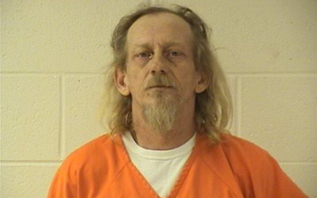 Gary Allan Hoover (Source: Yancey Co. Sheriff's Office)