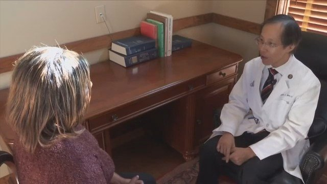 FOX Carolina sits down with Dr. Kao to discuss adult allergies. (FOX Carolina/ 12/14/17)