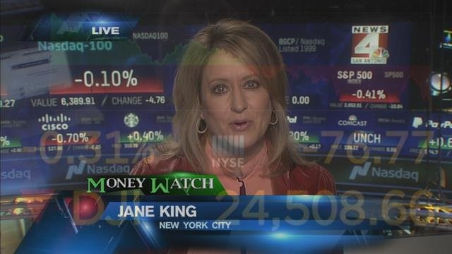 Money Watch with Jane King - December 15