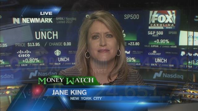 Money Watch with Jane King - December 18