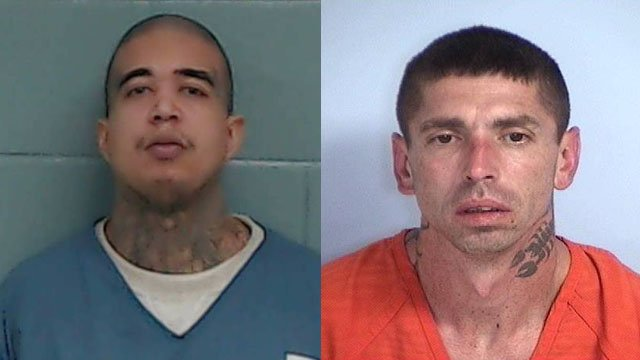 Washington County Sheriff's Office on the hunt for two escapees