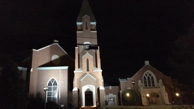 First Baptist of Easley (Dec. 19, 2017/FOX Carolina)