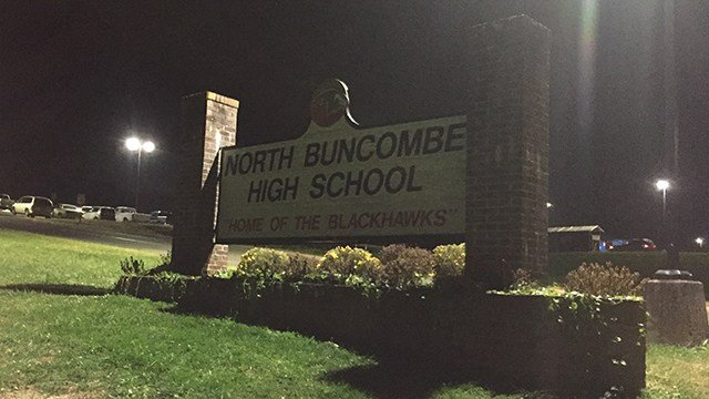 North Buncombe High School (Dec. 19, 2017/FOX Carolina)