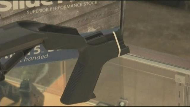 Bump stock bans move forward in several states, cities