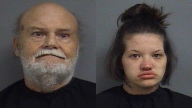 Robert Sartor Jr. and Kimberly Moore (Source: Union Co. Sheriff's Office)