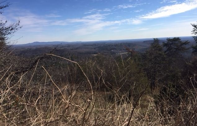 View from Glassy Mountain (FOX Carolina)