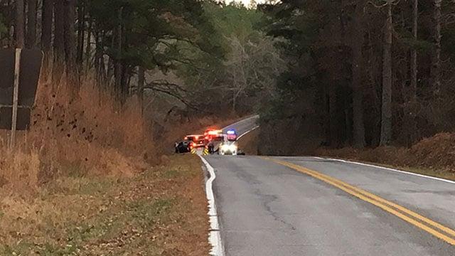 Fatal Union County crash (FOX Carolina/12/27/17)