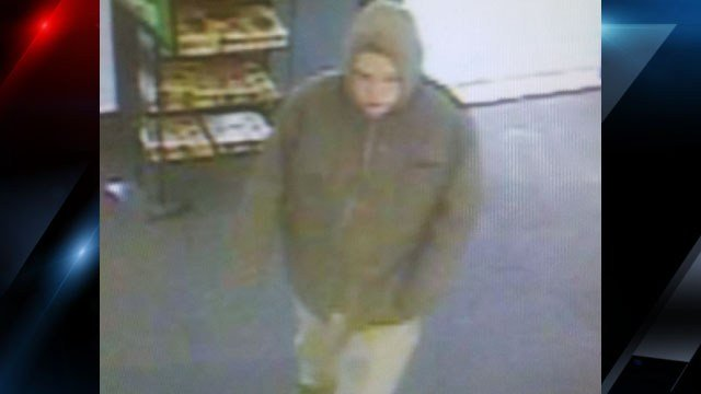 Photo of man police are searching for (Source: GPD)