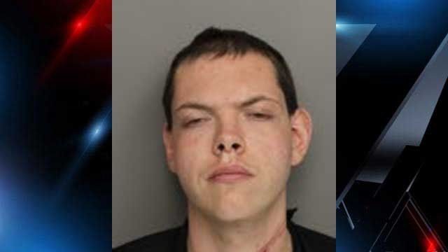 Charles Ankrum. (Source: Greenville PD).