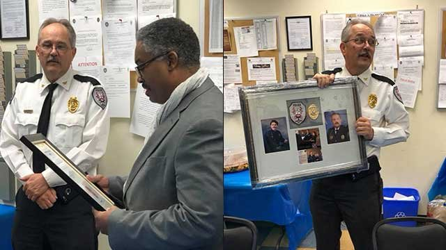 Chief Turner retired after 31 years with the Gaffney Police Department. (Source: Gaffney PD).