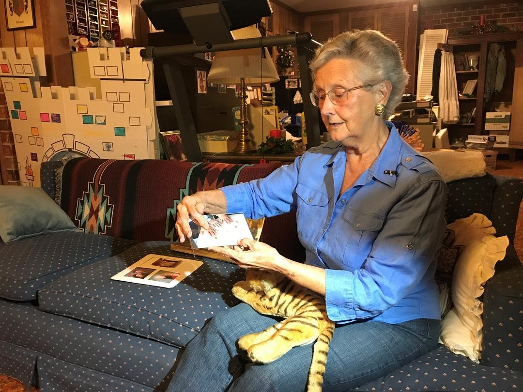 Linda Hufstetler shares the stories behind her missing rings
