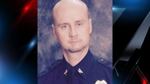 John Brett Holloman (Credit: Woodfin Police Dept.)