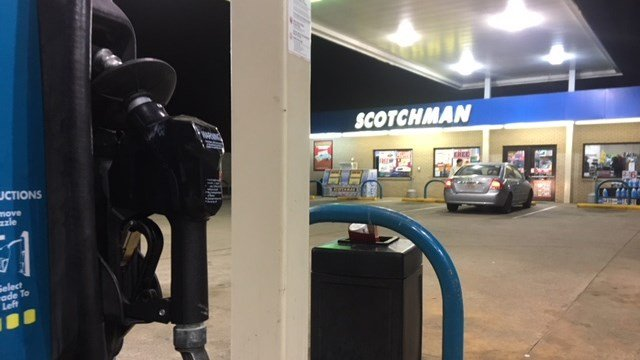 Scotchman. (1/1/18 FOX Carolina)