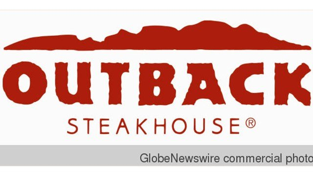 Outback Steakhouse logo. (Source: AP Images)