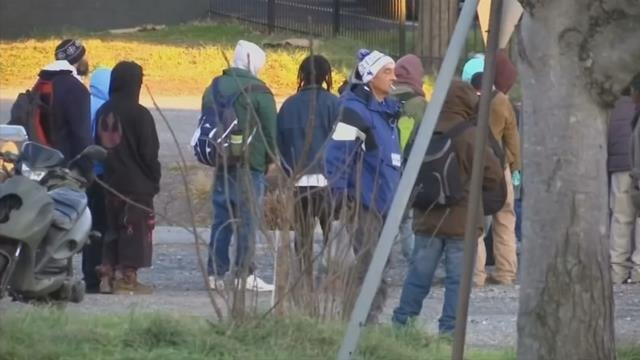ABCCM works to round up those out in the cold and bring them to cold shelters. (1/1/18 FOX Carolina)