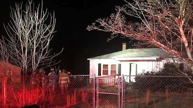 Coroner called to scene of Anderson Co. house fire (FOX Carolina/ 1/3/18)