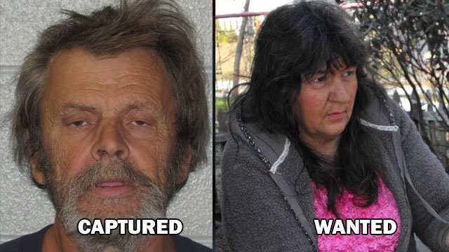 Robert Fore (left) and Sandy Jean Fore (right) (Source: Henderson Co. Sheriff)