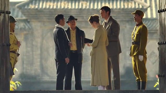 Matthew Knowles in Deng Xiao Peng. (Credit: Mike Doughty)