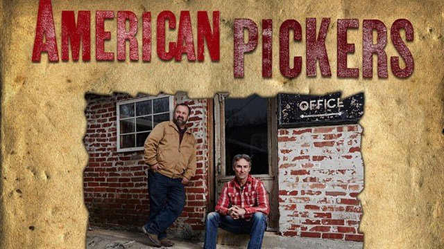 American Pickers. (Source: City of Woodruff)