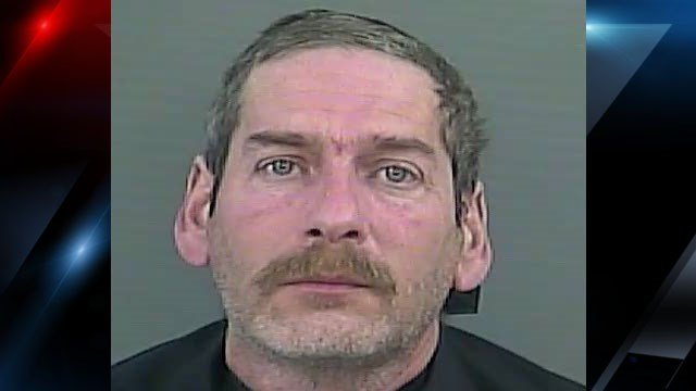 Anderson County Sc Jail Arrest – Billy Knight