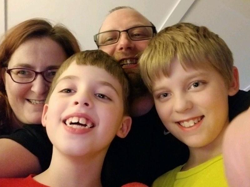 Bowen family (photo provided)
