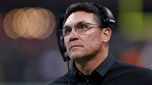 Ron Rivera. (Source: AP Images)