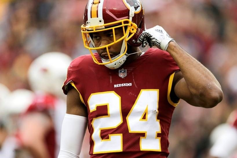 Josh Norman. (Source: AP).