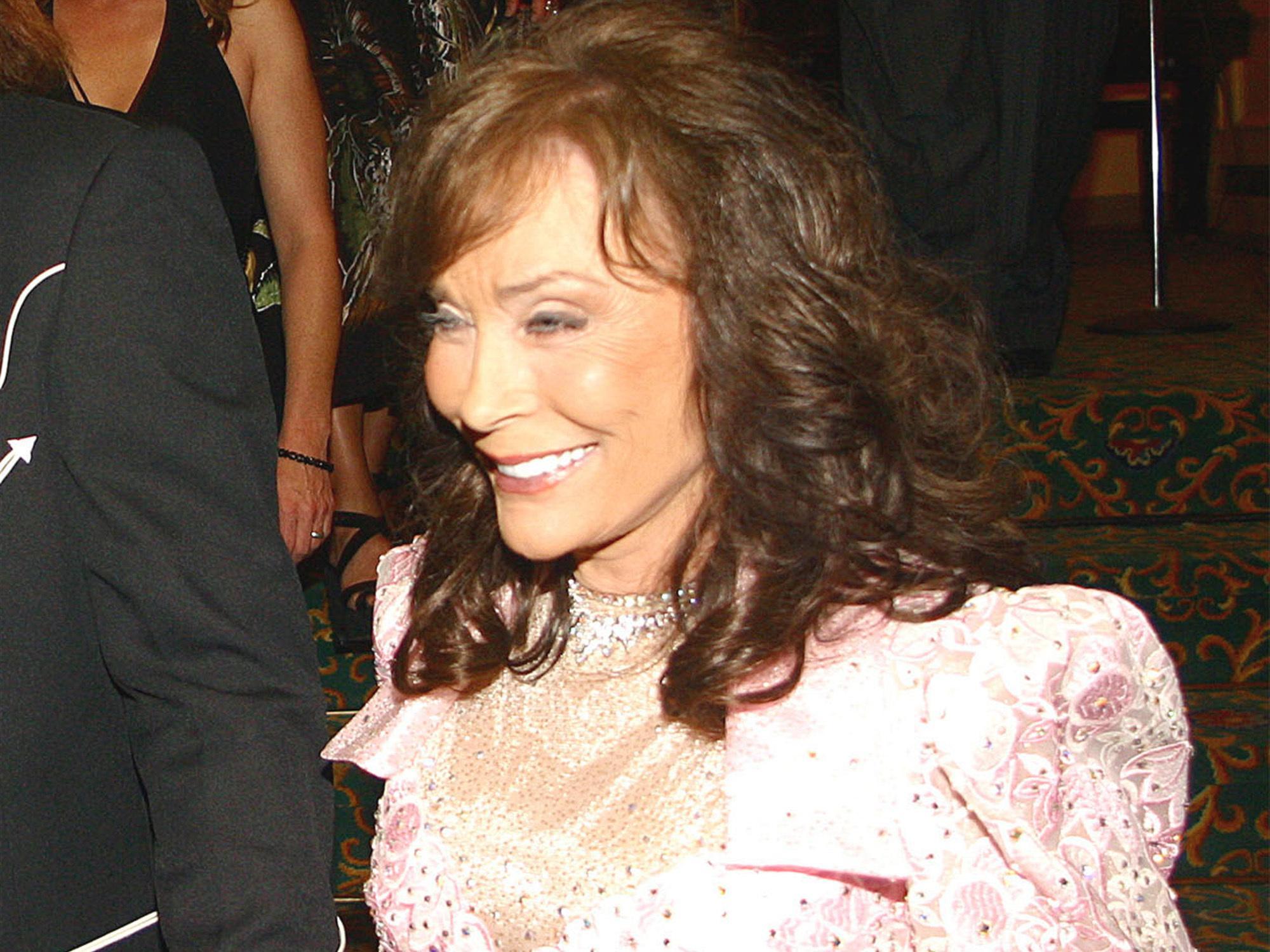 Loretta Lynn (Source: Associated Press)