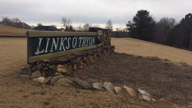 Links O'Tryon (Jan. 10, 2018/FOX Carolina)