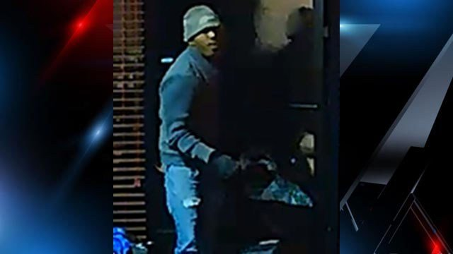 Suspect in string of robberies at Spartanburg businesses. (Source: Spartanburg County Sheriff's Office)
