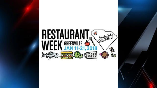 Restaurant Week Greenville (Restaurant Week Greenville Facebook)