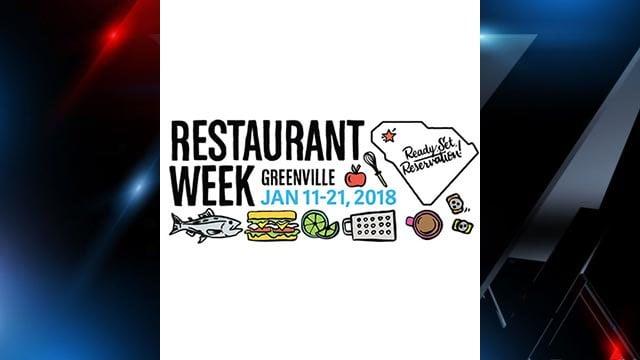 Restaurant Week Greenville (Restaurant Week Greenville Facebook)