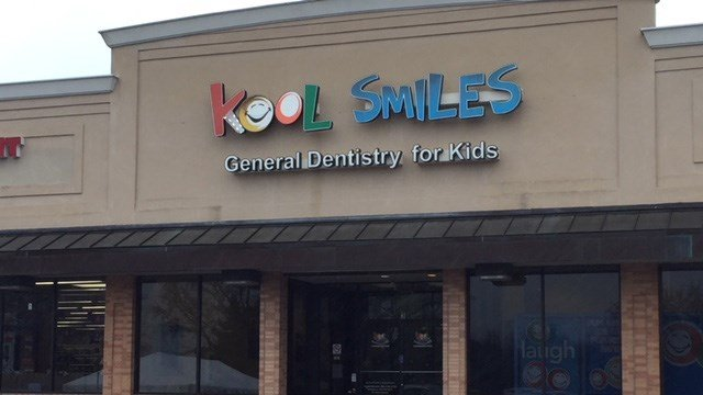 Kool Smiles Dentistry in Greenville (Jan. 11, 2018/FOX Carolina)