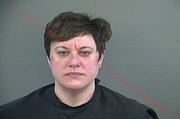 Lauren Crews (Source: Anderson Co. Detention)