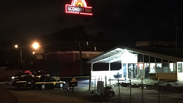 One wounded in shooting at Greenville Co. hotel (FOX Carolina/ 1/12/18)