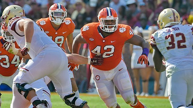 Christian Wilkins. (Source: AP Images)