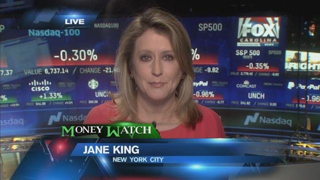 Money Watch with Jane King - January 17