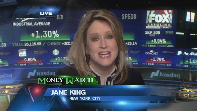 Money Watch with Jane King - January 18
